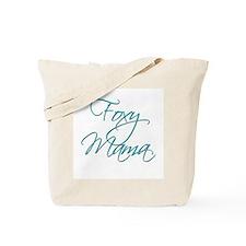 Foxy Mama 19 Tote Bag