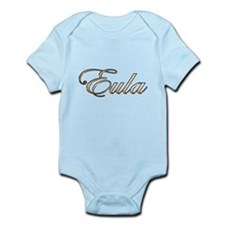 Gold Eula Body Suit