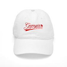 Georgia State of Mine Baseball Baseball Cap