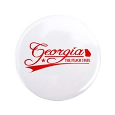 "Georgia State of Mine 3.5"" Button"