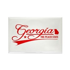 Georgia State of Mine Magnets