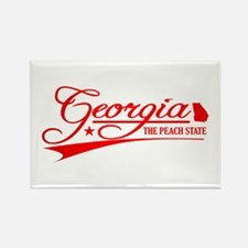 Georgia State of Mine Magnets