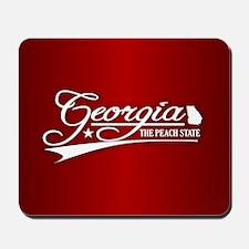 Georgia State of Mine Mousepad