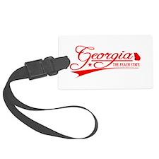 Georgia State of Mine Luggage Tag