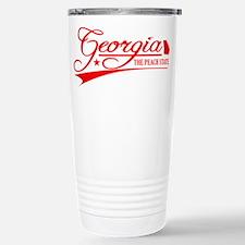 Georgia State of Mine Travel Mug