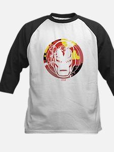 Iron Man Icon Kids Baseball Jersey