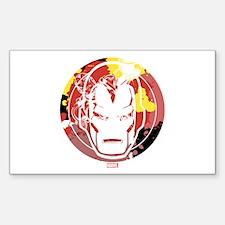 Iron Man Icon Decal