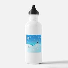 Peguin Paradise 2014 Water Bottle