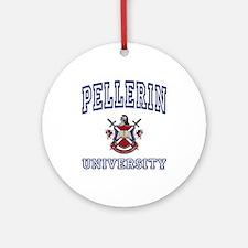 PELLERIN University Ornament (Round)