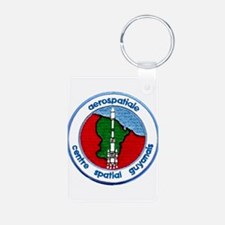 Aerospatiale Guiana Keychainss