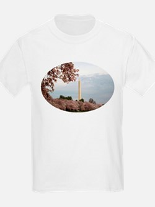 Cherry blossom monument T-Shirt
