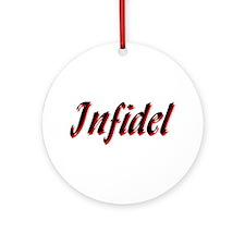 Infidel: Infidel Ornament (Round)