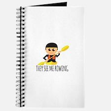 See Me Rowing Journal