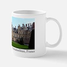 Fontainebleau, France Mug