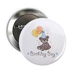 Birthday Boy Party Bear 2.25