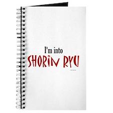 I'm Into Shorin Ryu Journal