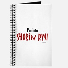 I'm Into Shorin Ryu Journal