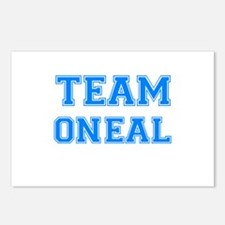 TEAM ONEAL Postcards (Package of 8)