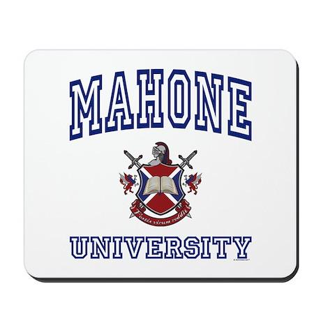 MAHONE University Mousepad