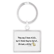 ADD Humor Keychains