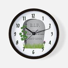 Unique 442 cutlass Wall Clock