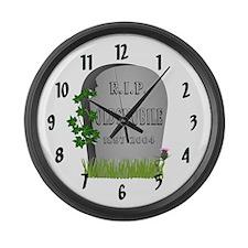 Cute Oldsmobile 442 Large Wall Clock