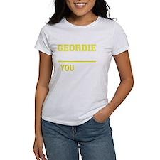 Funny Geordie Tee
