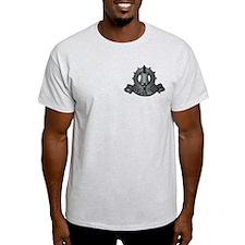 Israel - Engineers Hat Badge - No Te T-Shirt