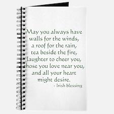 Irish Blessing 1 Journal