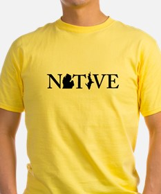 Native MI T-Shirt
