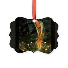 Fairy Circle Fairies Midsummer Eve Ornament