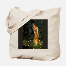 Fairy Circle Fairies Midsummer Eve Tote Bag