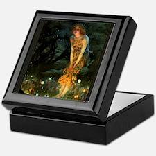 Fairy Circle Fairies Midsummer Eve Keepsake Box