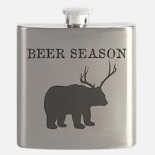 Beer Season Flask