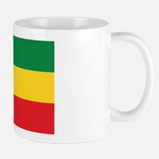 Green, Gold and Red Flag Mugs