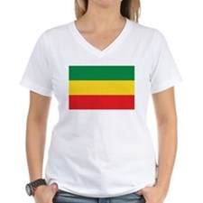 Green, Gold and Red Flag T-Shirt