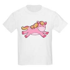 Pink Prancing Pony T-Shirt