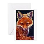 Fox Cub Greeting Cards (Pk of 10)