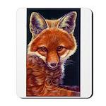 Fox Cub Mousepad