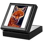Fox Cub Keepsake Box