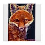 Fox Cub Tile Coaster