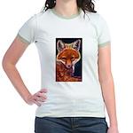 Fox Cub Jr. Ringer T-Shirt