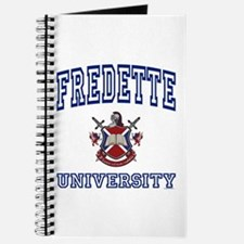 FREDETTE University Journal