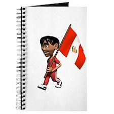 Peru Boy Journal