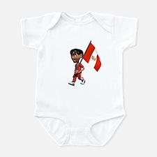 Peru Boy Infant Bodysuit