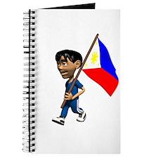 Philippines Boy Journal