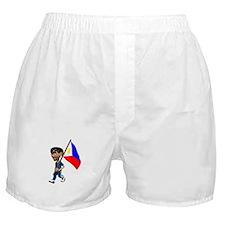 Philippines Boy Boxer Shorts