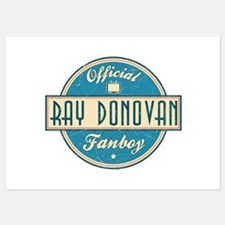Offical Ray Donovan Fanboy Invitations