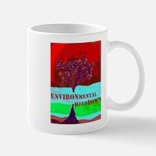 Environmental Meltdown Mugs