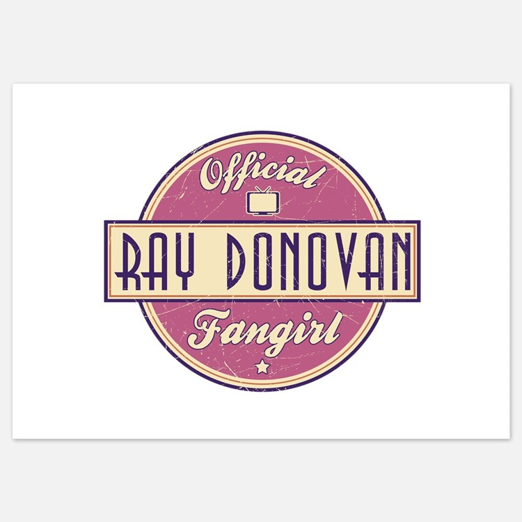 Offical Ray Donovan Fangirl Invitations